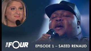 Download Lagu Saeed Renaud: This Guy Makes Megahn Trainor CRY Like Never Before | S1E1 | The Four Gratis STAFABAND