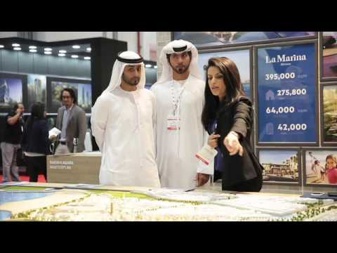 Cityscape Abu Dhabi 2016 - Day 1