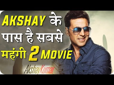 Akshay Kumar has 2 Most Expensive and Biggest Movie of Bollywood and Tollywood