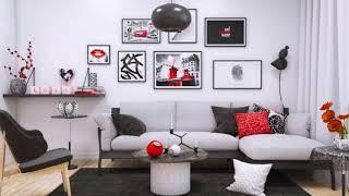 Modern living room → Fresh ideas for a stylish room ➤ Living room furniture & Decor