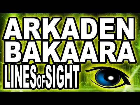 MW3 Lines of Sight - Arkaden and Bakaara (Modern Warfare 3)