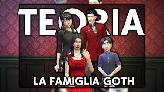 THE SIMS TIMELINE E TEORIE: IL MISTERO ALBERGHINI