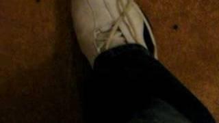 David Blaine Shoelace Trick...