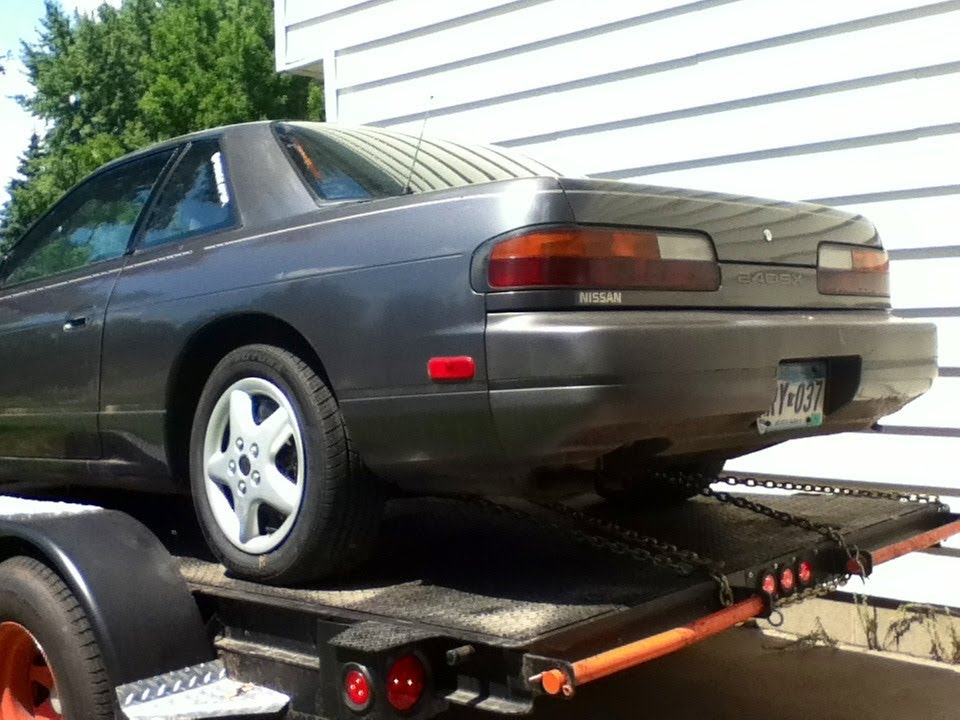 240sx Sr20det Coupe Build