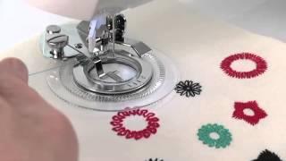 HSN | Singer | Flower Stitch Attachment