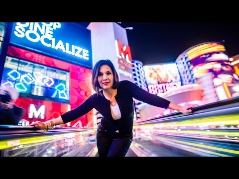 Vegas late night stop motion test