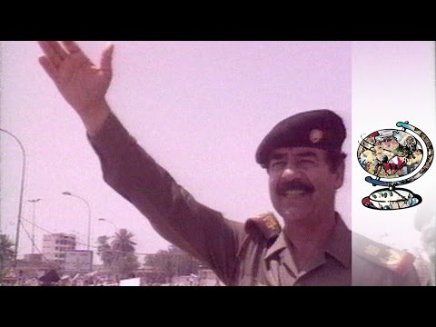 Saddam Hussein's Brutal Karbala Massacre video