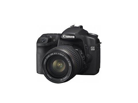 Julian Marinov - Canon EOS 50D Review