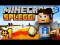 "Minecraft SPLEGG - Mini Games w/ Ali-A #1 - ""EVERYONE'S EVIL!"""