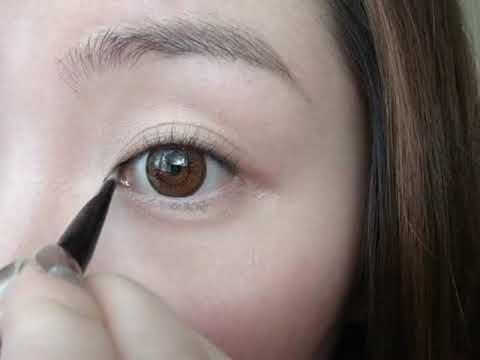 everyday simple eyeliner makeup tutorial full version