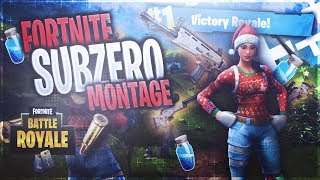 SUBZERO - A Mini Fortnite Montage