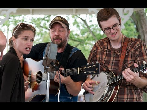Lucketts Fair Bluegrass Music 2012 with The Hillbilly Gypsies