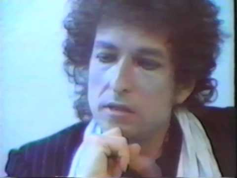 Bob Dylan - 1984 French TV Interview&Performance