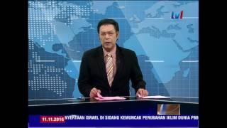 Farit Ismeth Emir Bes Dunia 11 Nov 2016