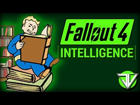 FALLOUT 4: Perk Chart INTELLIGENCE Perks Analysis! (S.P.E.C.I.A.L. Stats in Fallout 4)