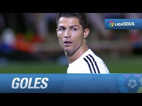 Todos los goles de SD Eibar (0-4) Real Madrid - HD