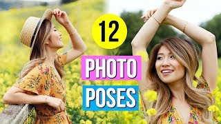 How to Pose in Photos! 12 Pose Ideas Every Short Girl Must Know!