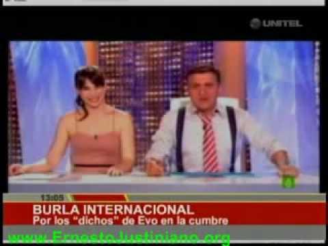 EVO  MORALES  BURLA INTERNACIONAL.flv