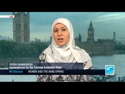 Women And The Arab Spring video