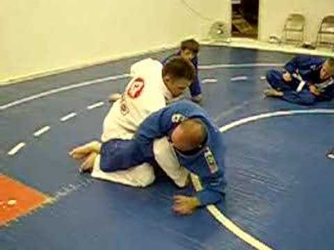 BJJ Instruction: Sit-Up Sweep from Closed Guard Image 1