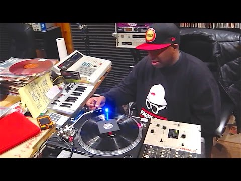 DJ Premier | Notorious BIG - Kick In The Door | Remaking The Beat On iPad [Mobile Tuesday MakeOver]