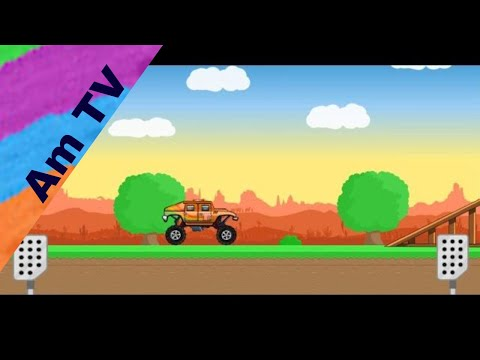 Driving Car Game For Kids Children Baby Song Funny