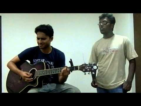 Jiv Rangala (jogwa) Unplugged, Guitar Version. video