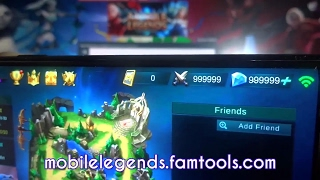 Mobile Legends Hack Mobile & IOS