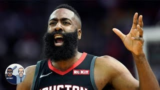 James Harden says media narrative led to Giannis winning NBA MVP | Jalen & Jacoby