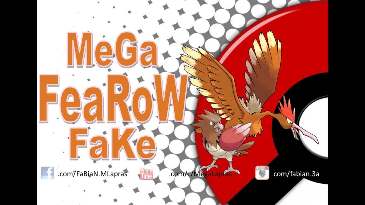 Fearow Pokemon X