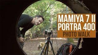 Mamiya 7 II | Portra 400 | Photo Walk
