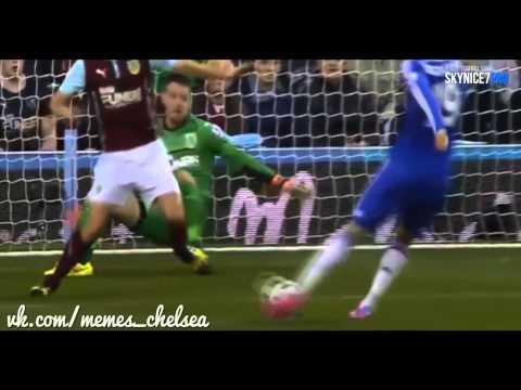 Trio Leaders FC Chelsea   Diego Costa & Eden Hazard & Cesc Fàbregas
