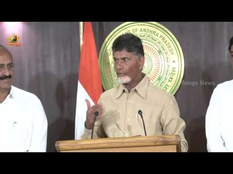 Congress government neglected the education system in the state - Chandrababu Naidu