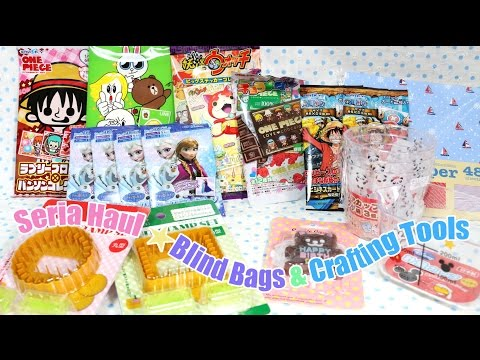 ShopaHAULic! Blind Bags & Crafting Tools