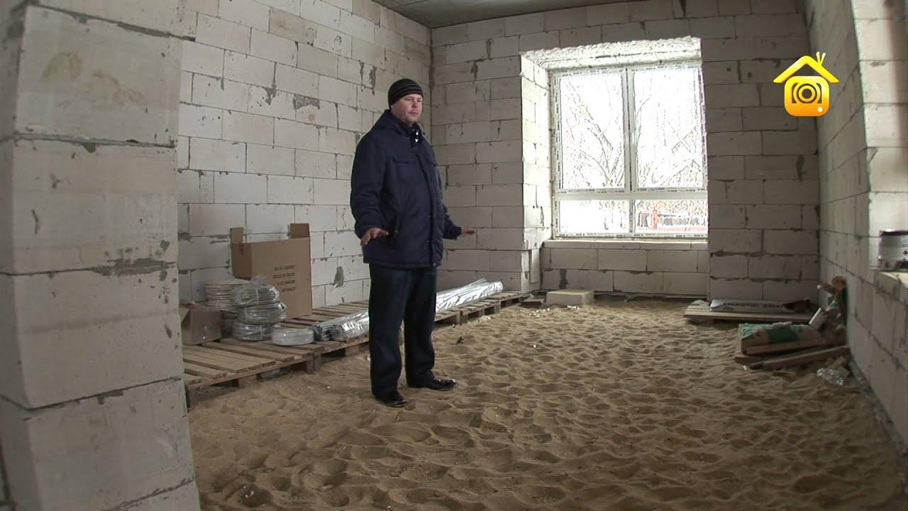 Стройка дома своими руками без опыта строительства из газобетона 33