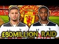 Manchester United To Spend £60 Million On Premier League Duo?!   Transfer Preview