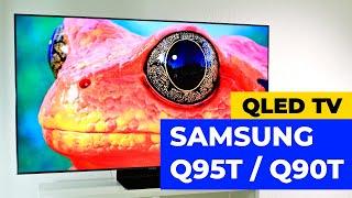 Review SAMSUNG Q95T / Q90T QLED Full Array 4K Flagship