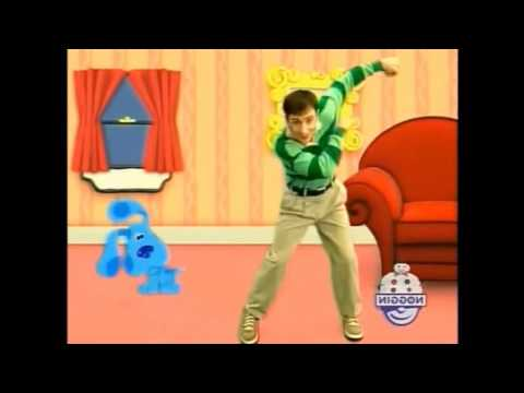 Blues Clues Mail Time Song