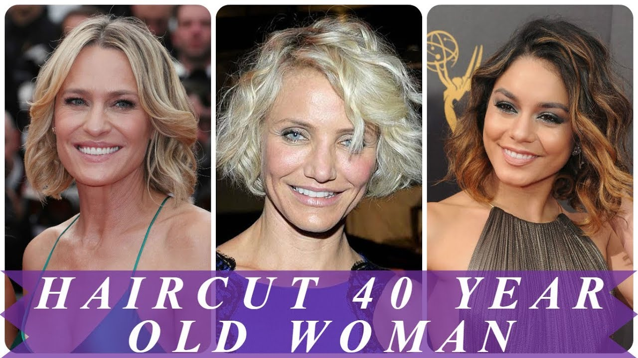 Haircuts for 40 year olds