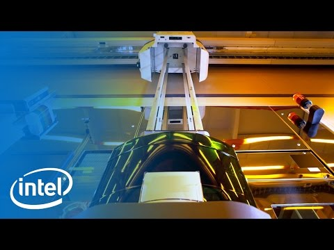 The Most Sophisticated Manufacturing Process in the World | Inside the Fab | Intel