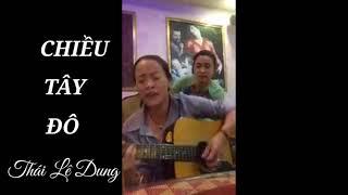 Thái Lê Dung - Chiều Tây Đô - nhạc hay bolero