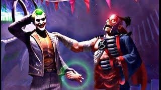 Mk11 Joker Ending  Review - Hsu hao reutrns lol