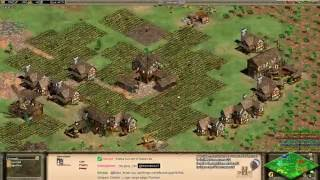 Aoe2 HD: Economy Tips & Black Forest Strategy (Part 1/2)
