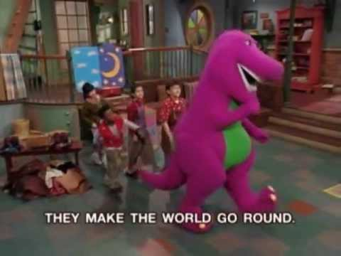 Barney - The Friendship Song
