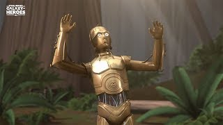 Star Wars: Galaxy of Heroes - C-3PO Spotlight