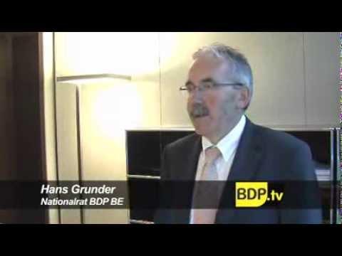 BDP Videonews zur Herbstsession 2010