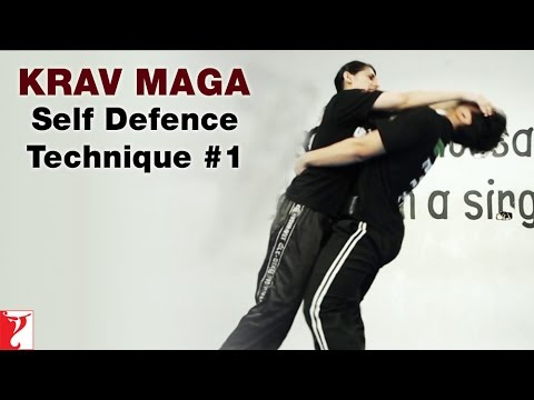 MARDAANI - Krav Maga - Self Defence Technique #1