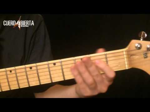 Como tocar Day Tripper - The Beatles - Leccionde guitarra electrica