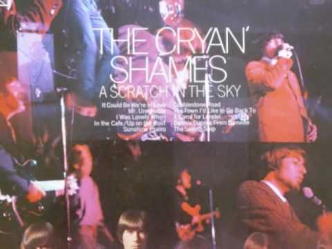 Cryan Shames -  I Was Lonely When