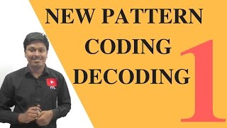 NEW PATTERN CODINGDECODING1